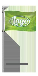 Custom Pole Flag Hardware